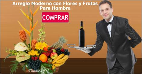 Arreglos Florales para Hombre Bogota a Domicilio