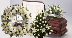 Arreglos Funebres para Funeraria Bogota