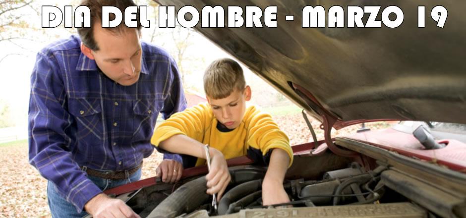 Dia del Hombre Trabajador- En Bogota Colombia