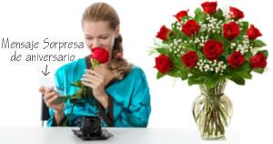 Flores Aniversario a Domicilio en Bogota