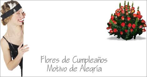 Comprar Flores de Cumpleaños a Domicilio en Bogota