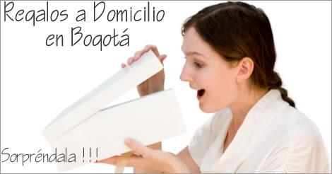 Regalos a Domicilio en Bogota- Sorpréndala