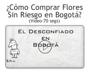 Como Comprar Flores con seguridad en Bogota a Domicilio