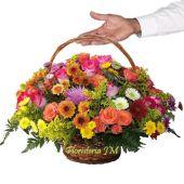 Arreglo Floral Paisa - Colgado