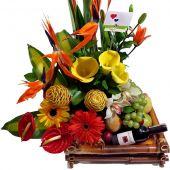 Flores Exoticas, Frutas y Vino a Domicilio Bogota