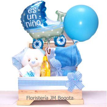 Regalo Bebita Kit de Nacimiento