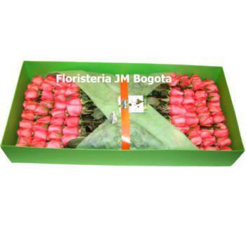 Caja de + 50 Rosas- Vista Ampliada
