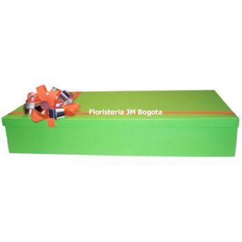 Caja Tapada- 99 Rosas