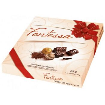 Fontessa- chocolates de celebracion