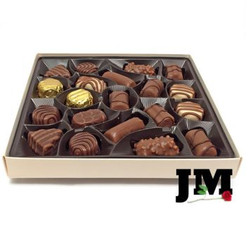 Caja de Chocolates Fontessa- Contenido