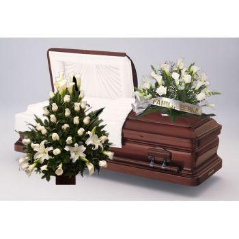Flores Fúnebres a domicilio