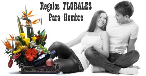 Arreglos Florales para Hombre a Domicilio en Bogota