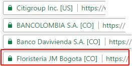 Comprar Flores Online en Bogotá, con seguridad