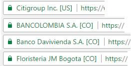 Floristerias en Bogota Colombia Seguras para comprar Online