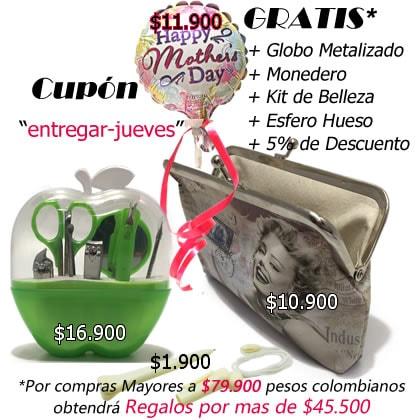 Promocion Dia Madre Bogota a entregar el Jueves
