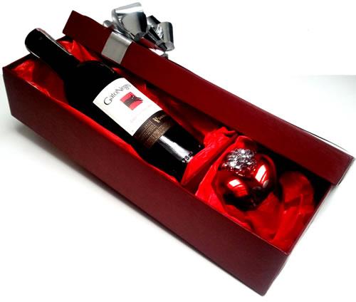 Regalos para hombre mi coraz n con un vino for Regalos de cocina para hombres