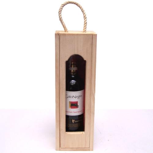 Regalo para hombre porta vino en pino a domicilio bogota for Porta vino