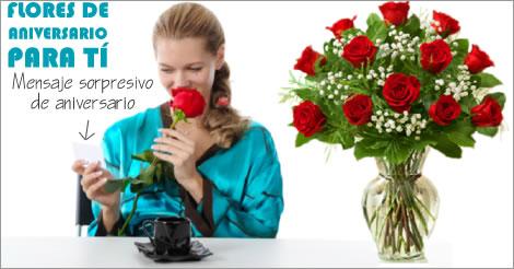 Flores de Aniversario a Domicilio en Bogota
