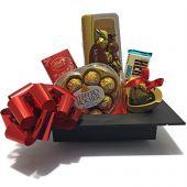 Ancheta con Finos Chocolates para enviar a Domicilio a Bogota