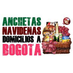 Anchetas Navidenas a Domicilio en Bogota