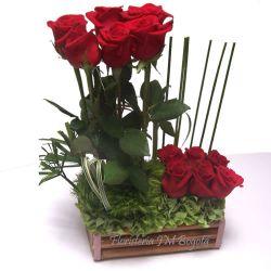 Arreglos Florales con Rosas Tipos Exportación