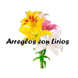 Arreglo con Lirios para el Día de la Madre en Bogota