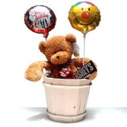 Peluches Chocolates y Globos de Cumpleaños en Bogota
