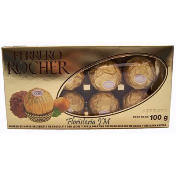 8 Chocolates Ferrero