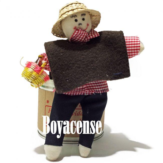 Año Viejo Boyacense con quema Segura- Domicilio Bogotá