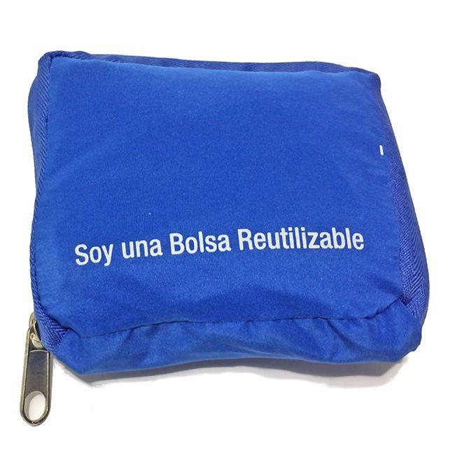 Bolsa Reutilizable Plegable