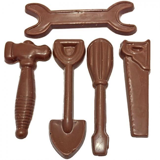 Herramientas de Chocolate- Para Hombre