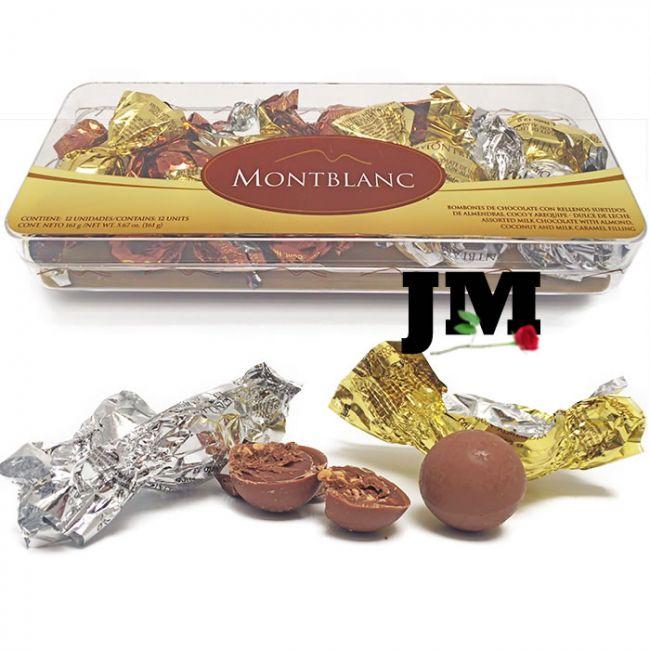 Chocolates MontBlanc a domicilio Bogota