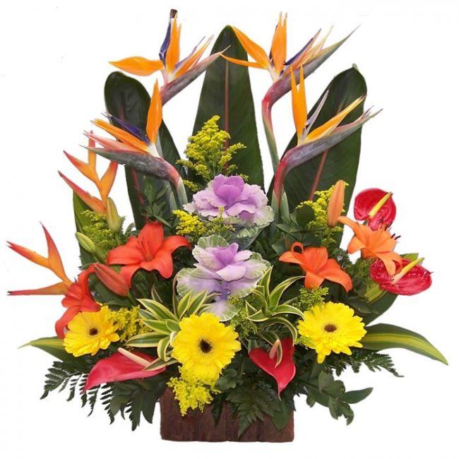 Arreglo Variedad Floral Colombiana